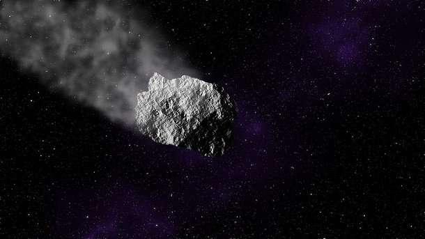В космосе обнаружили необычный астероид